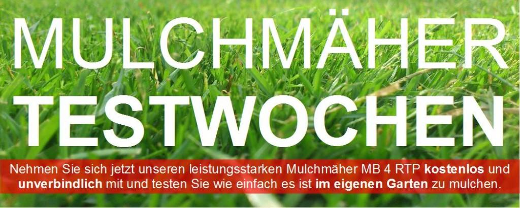 Viking AL-KO MulchMaster Erst-Service Robolinho iMow AS-Motor SuperClip Mulchen Mies Service Partner