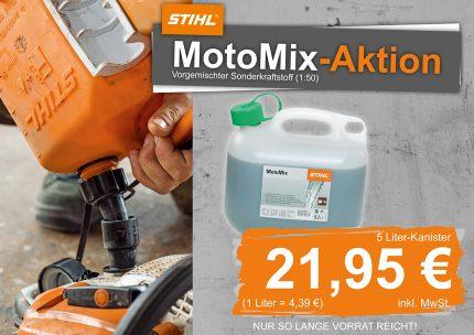 MotoMix, Sonderkraftstoff, Benzin, Gemisch, Umwelt, Spritt